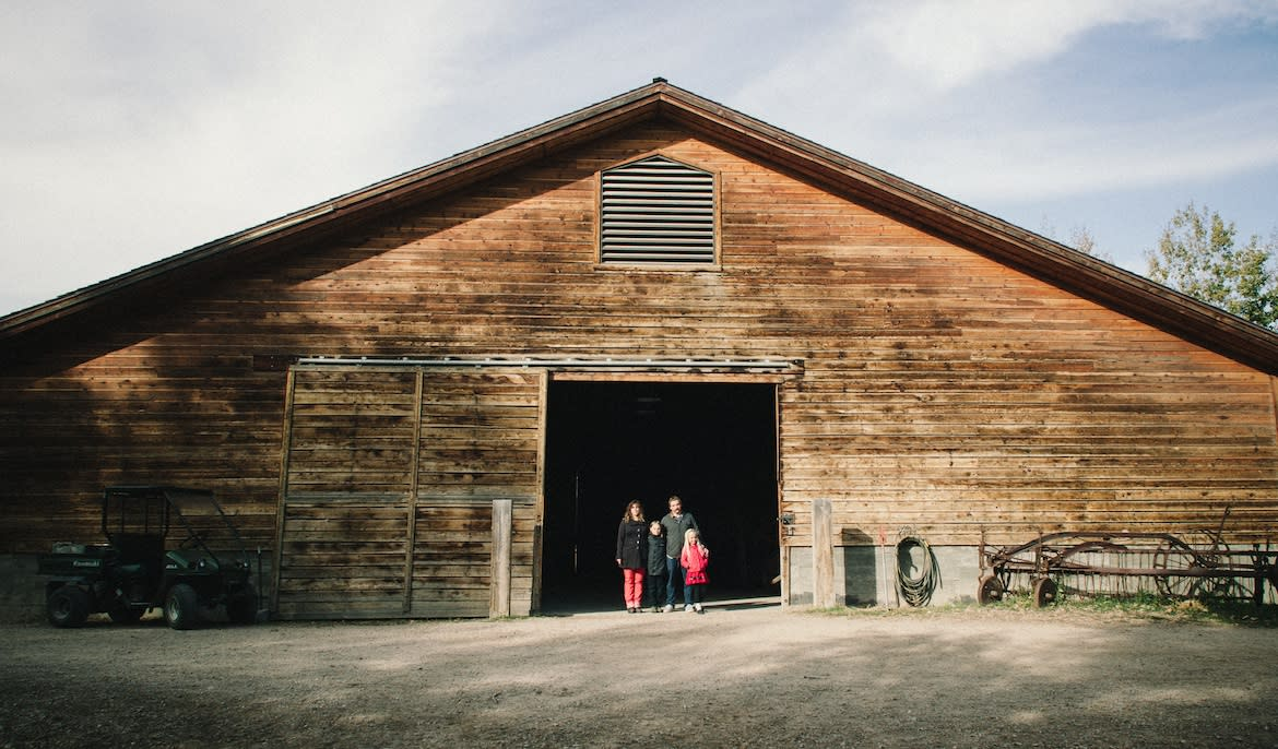 Wheeler Farm Barn