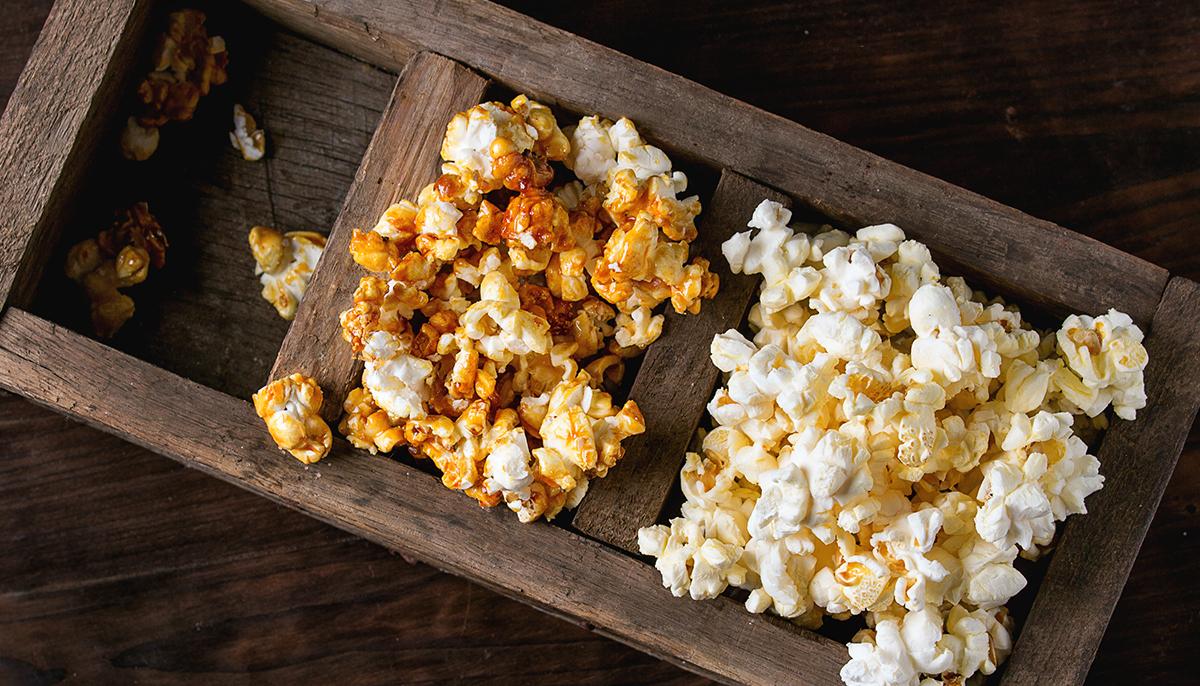 Mexicali Popcorn Recipe