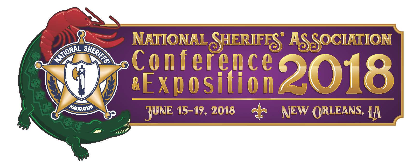 National Sheriffs' Association Conference & Exposition 2018