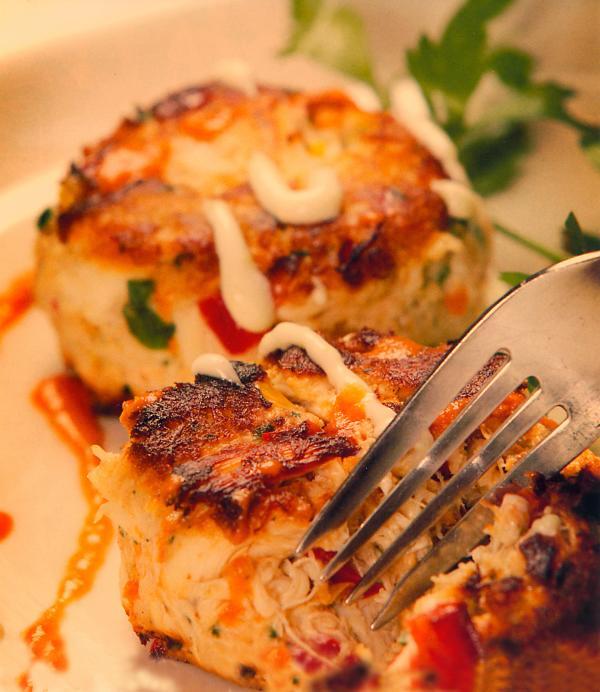 Paula S Crab Cake