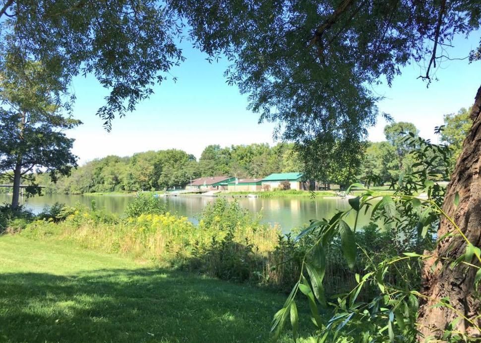 Genesee Valley Park in Rochester, NY
