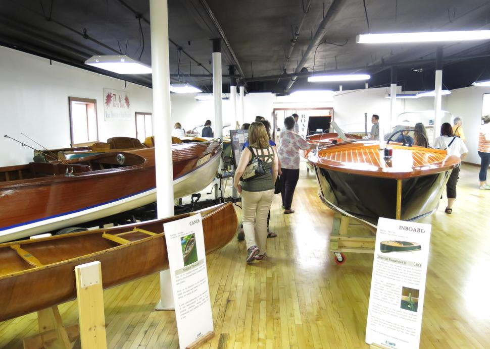 Finger Lakes Boating Museum collection