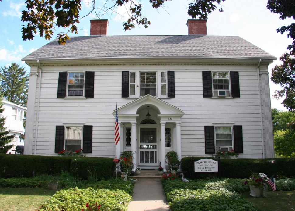 Bragdon House