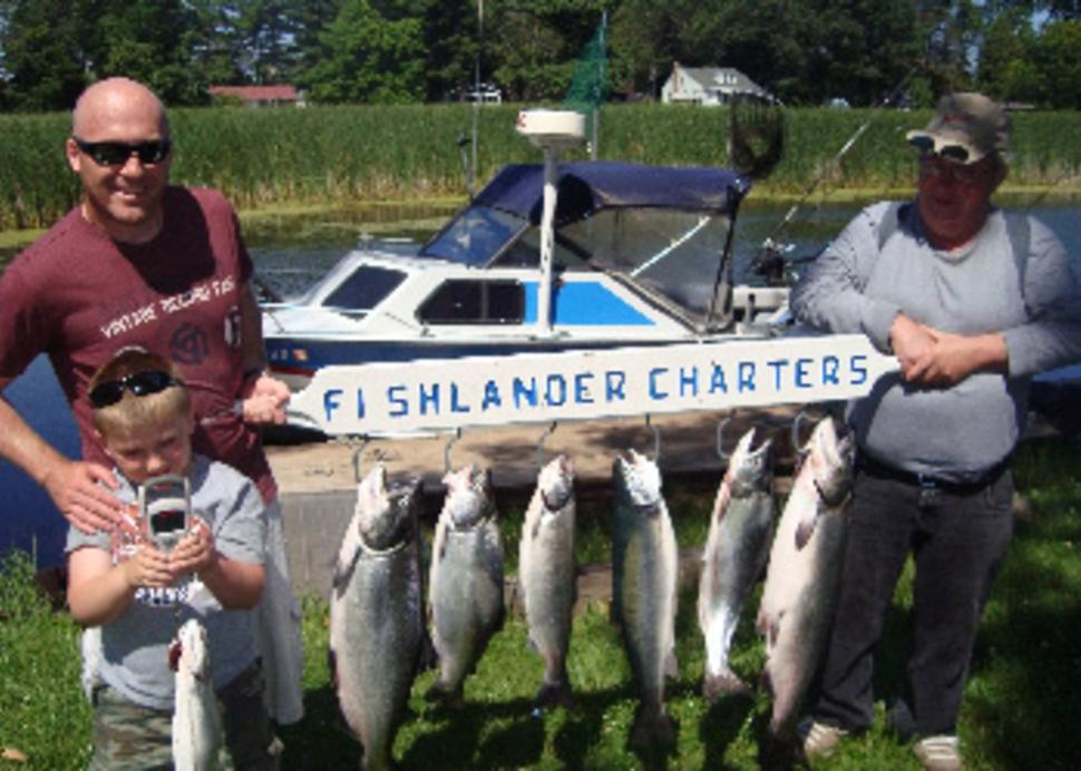 Fish Lander Charters