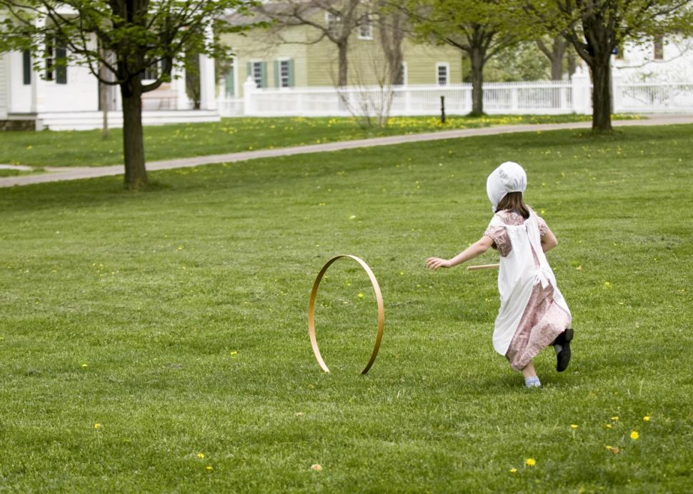 Step back in time at the Genesee Country Village & Museum