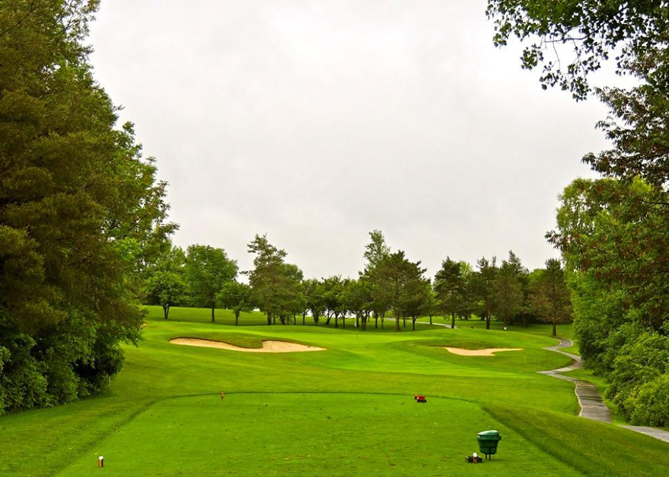 Highland Park Golf Course
