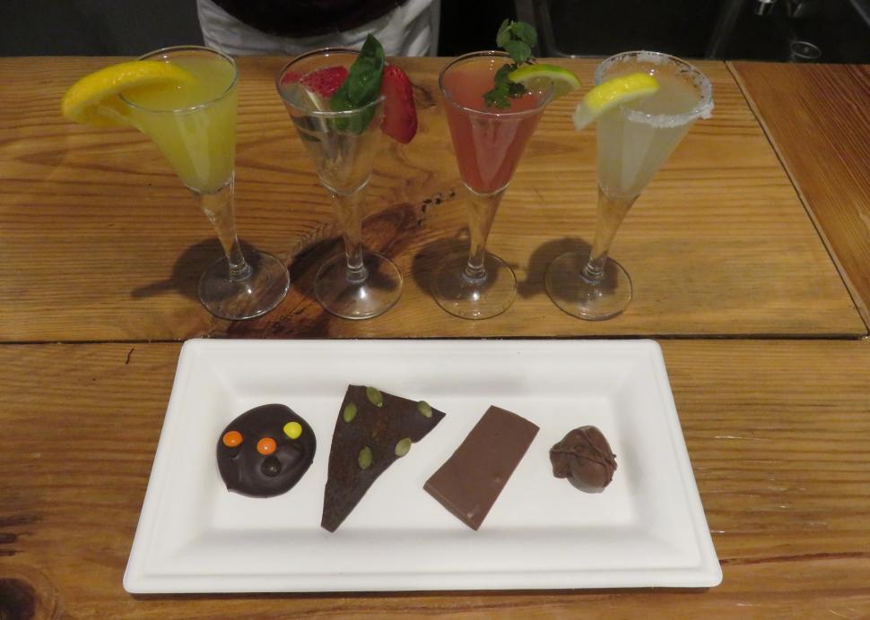 Gaffer District's Chocolate Trail