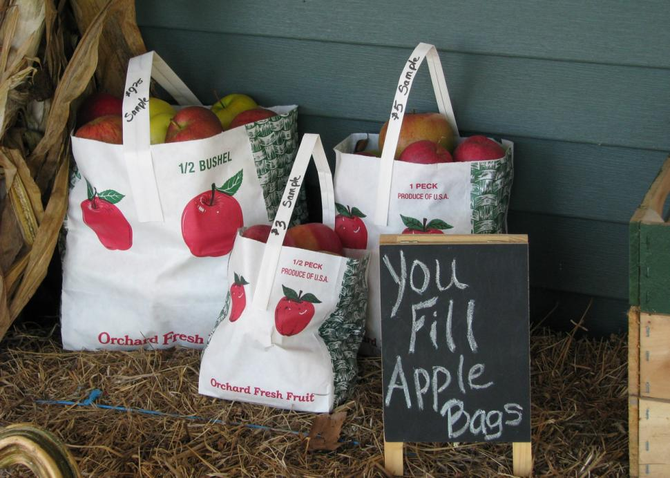 Apple Town Pick your apples