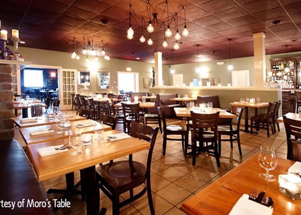 Moro's Table