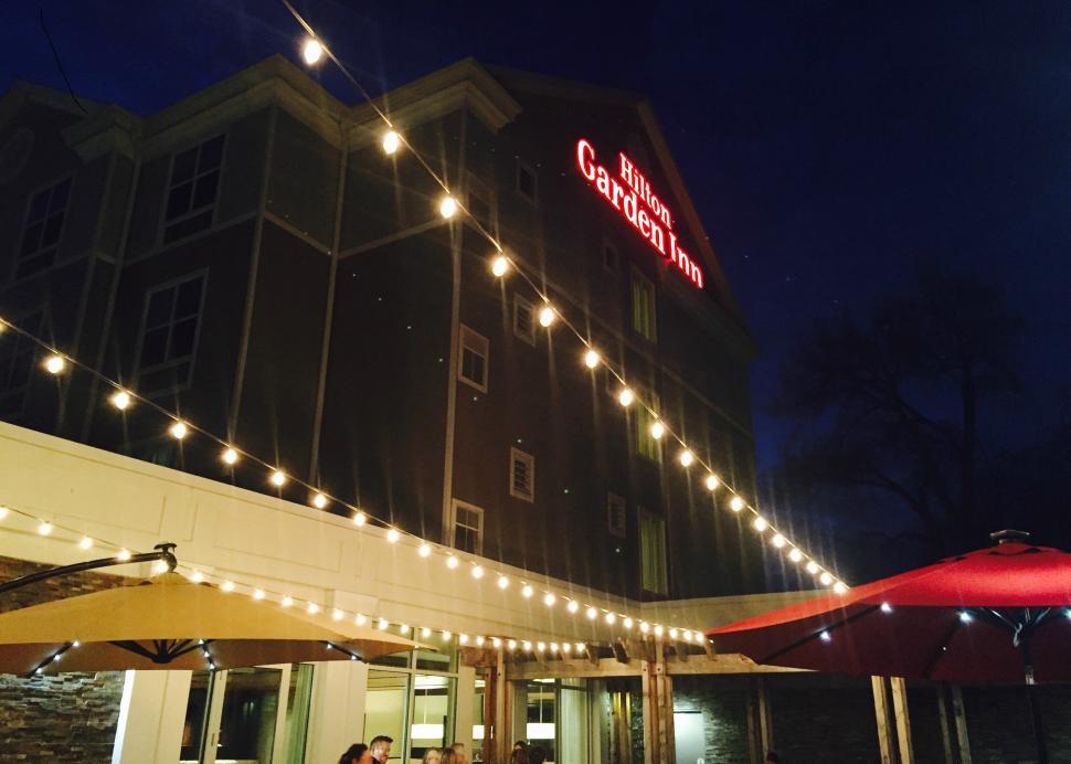 Hilton Garden Inn Patio