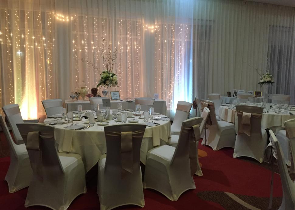 Wedding at HGI