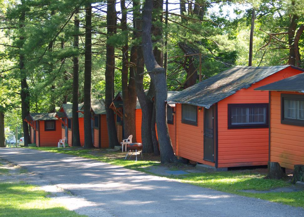 Accommodations with history!