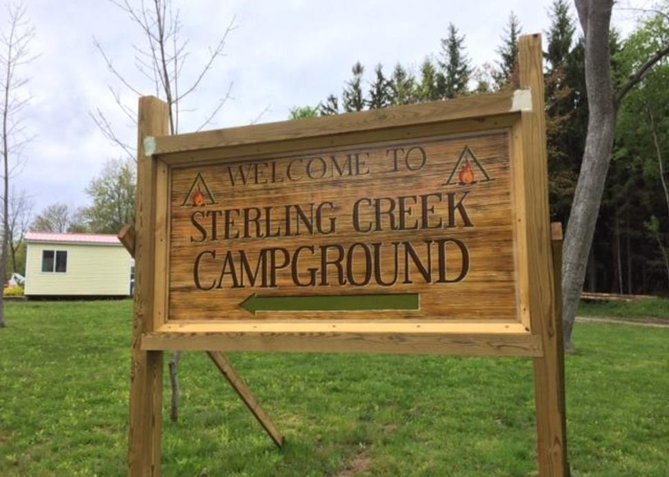 Sterling Creek Campgrounds