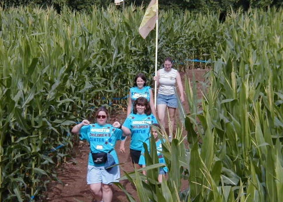 Maze Photo Long Acre Farms