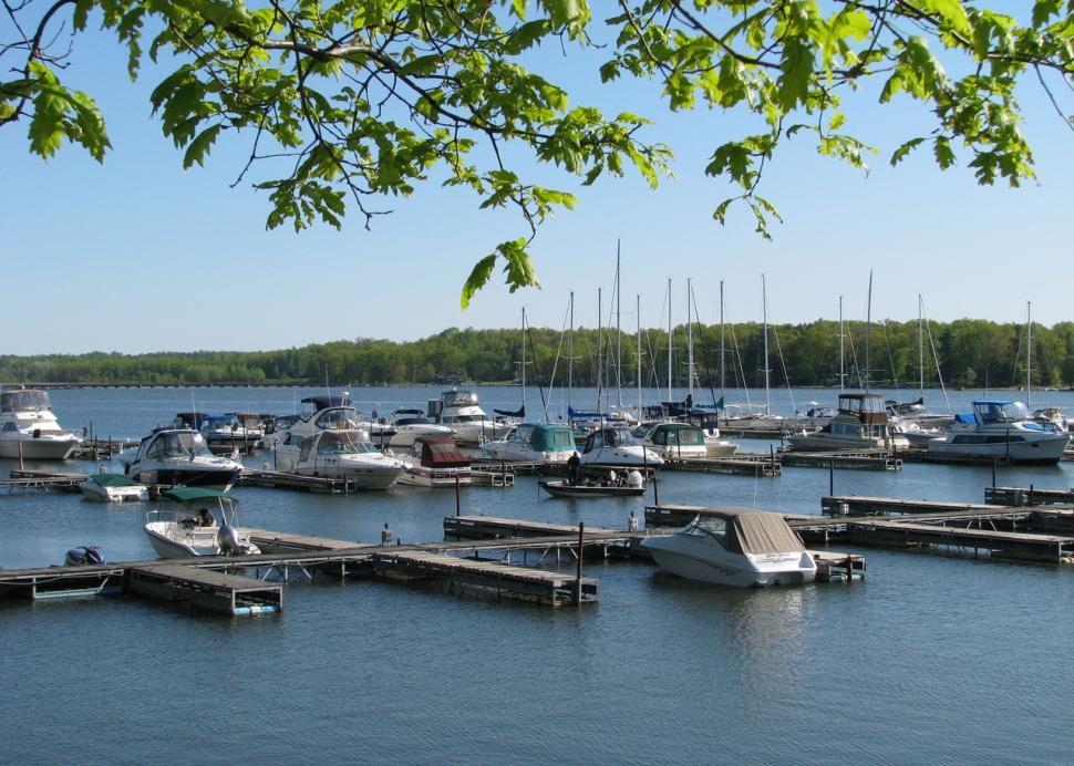 Oak Park Marina