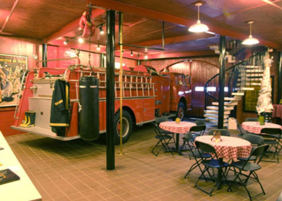 ARTISANworks firehouse