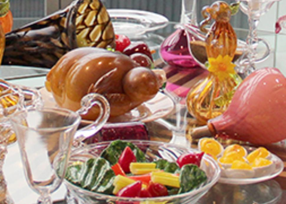 Holiday Glass Feast