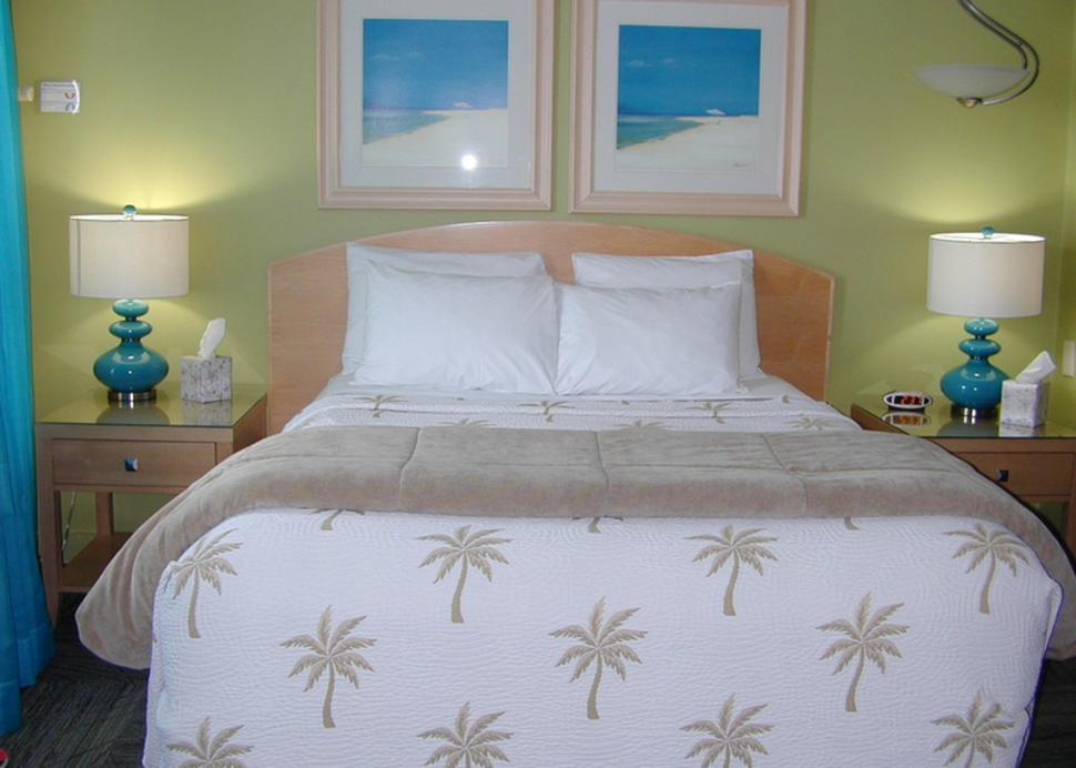 miami-motel-canandaigua-palm-bed