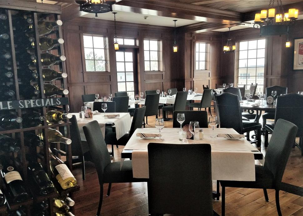 The Restaurant at New York Kitchen, Dining Room