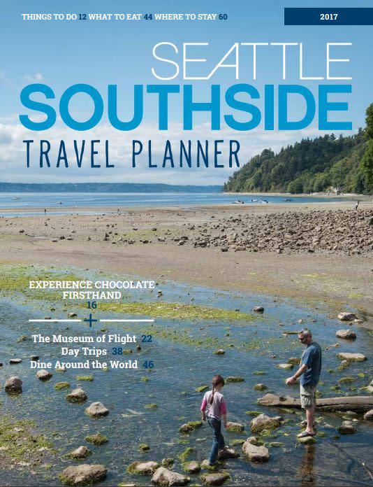 Seattle Southside Travel Planner