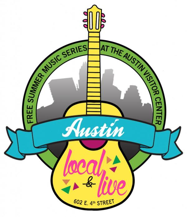 Local & Live Summer Music Series at the Austin Visitor Center