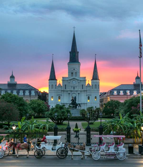 2018 Fall Festivals in New Orleans