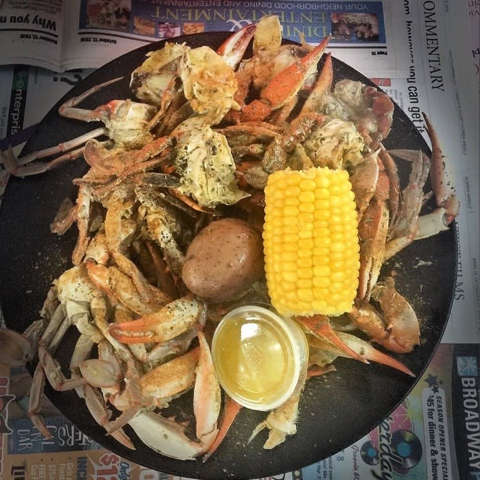 Peace River Seafood - Blue Crabs