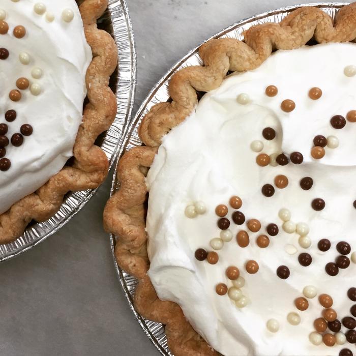 Fluff pie