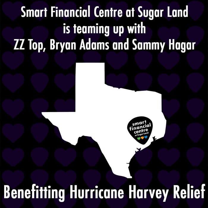 Smart Financial Center Harvey Relief