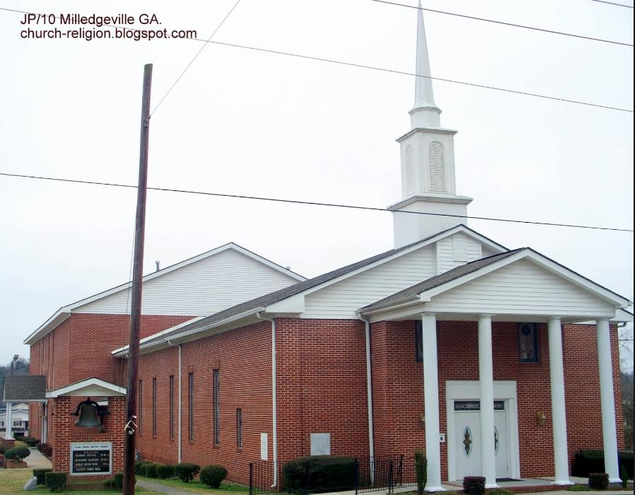 Flagg Chapel