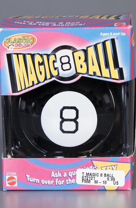 Magic 8 Ball in Box