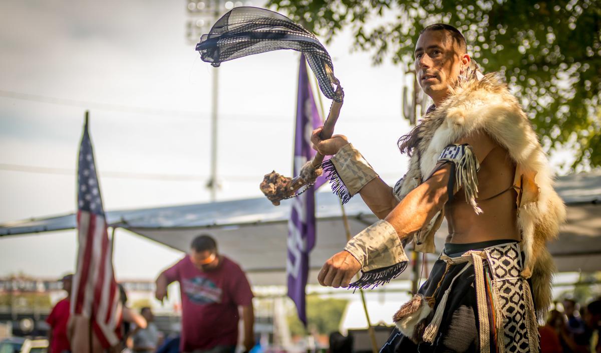 Events - Kipona - Harrisburg - Native Americans