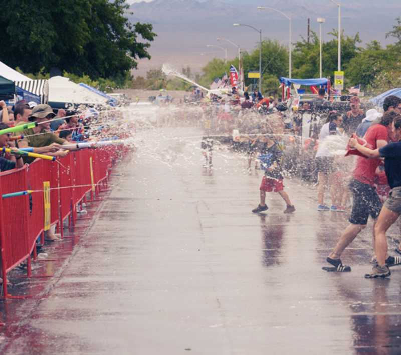 72nd Annual Boulder City Damboree Celebration - Cover Photo