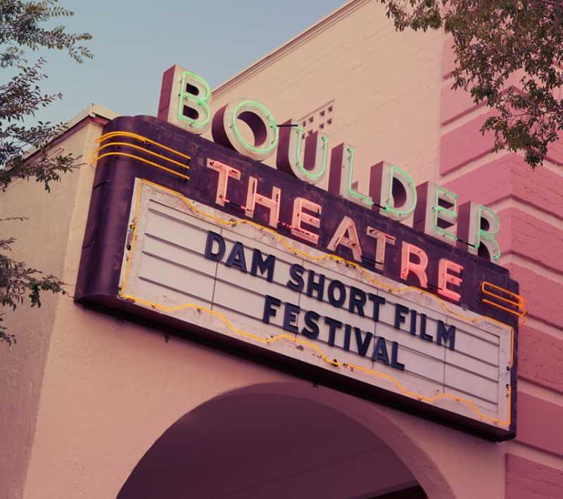 15th Annual Dam Short Film Festival - Cover Photo