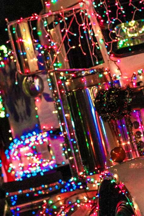 Santa's Electric Lights Parade