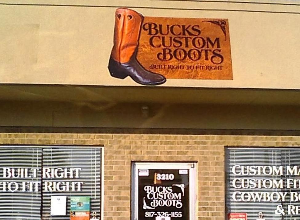 Bucks Boots