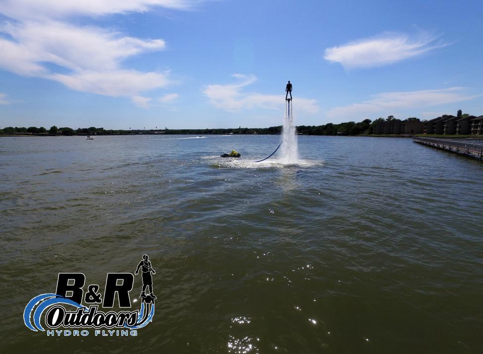 B&R Outdoors Hydroflying