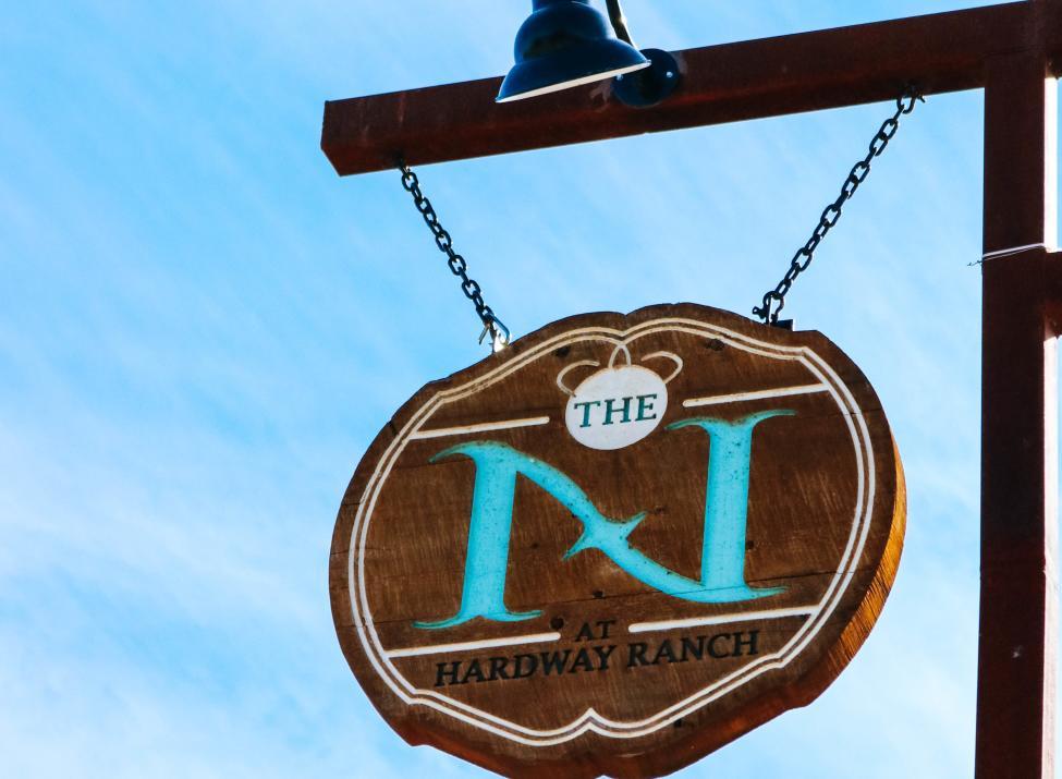 N at Hardway Ranch