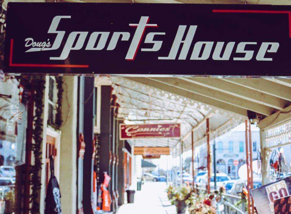 Doug's Sports House