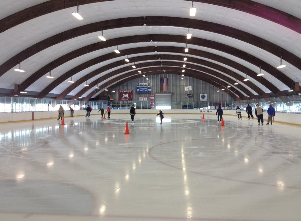 edward j murray memorial skating center