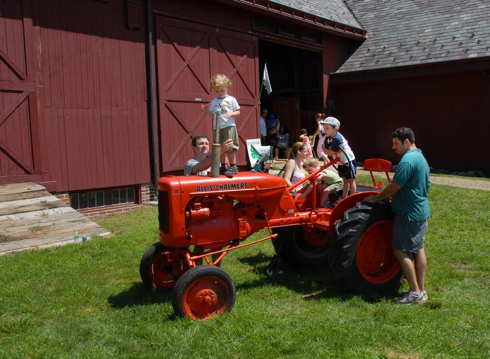 Muscoot Farm