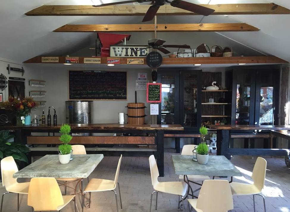 south salem winery