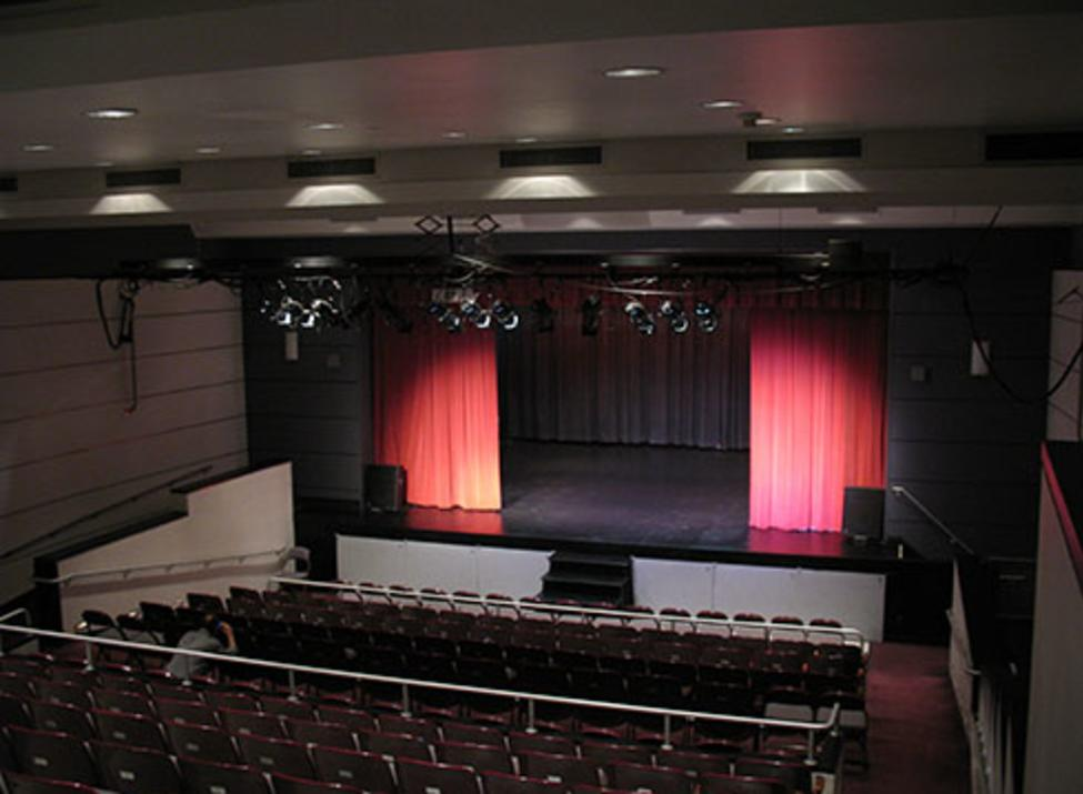 bendheim performing arts center