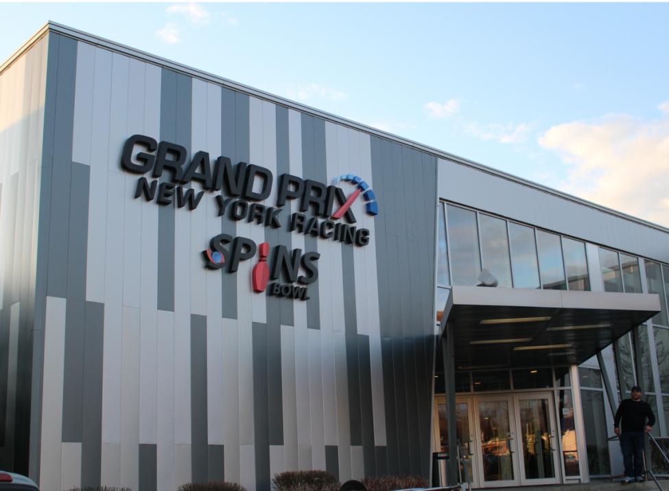 grand prix ny and spins bowl