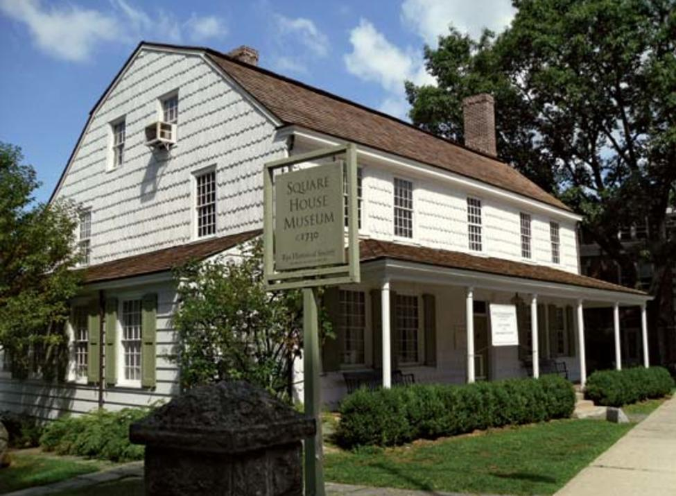 square house museum