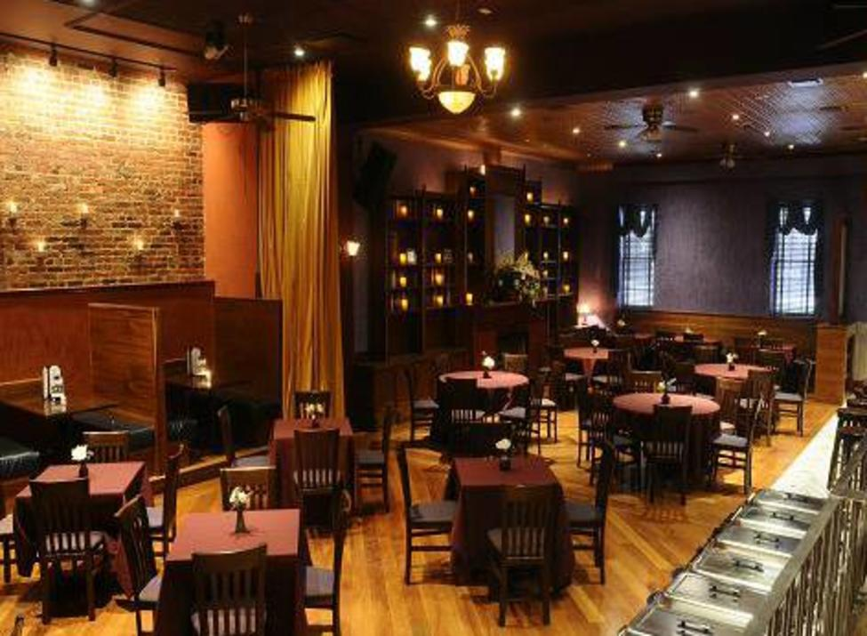 vintage lounge and restaurant