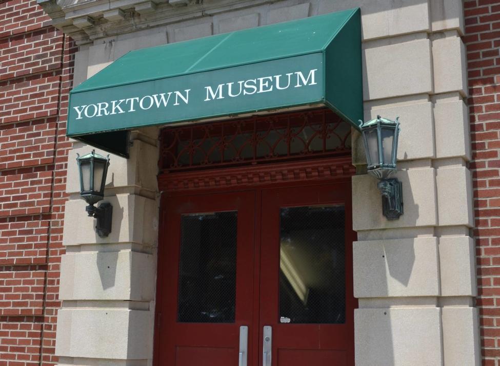 yorktown museum
