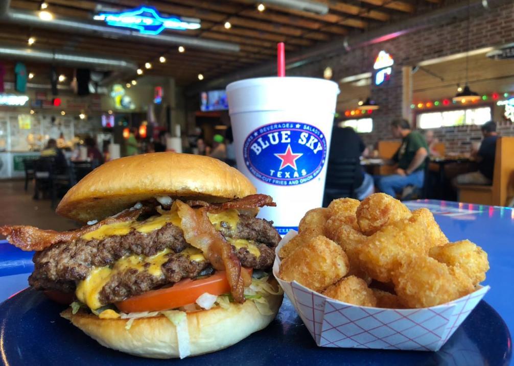 Blue Sky Burger
