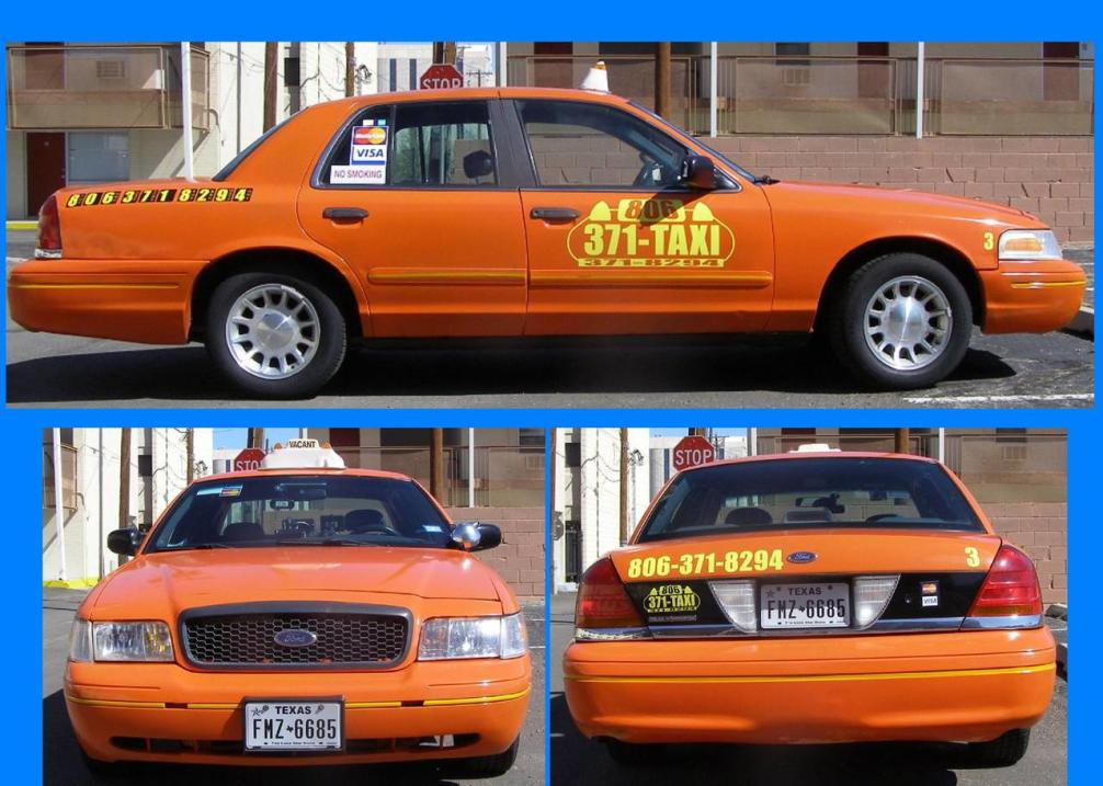 Yellow Cab of Amarillo/371-TAXI