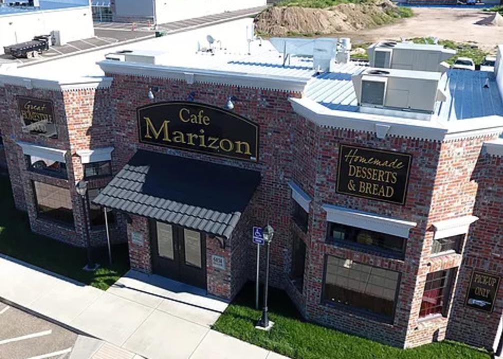 Cafe Marizon Exterior